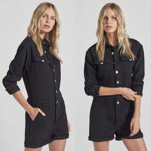 CURRENT/ELLIOT | The Crew Shortall in jet black S